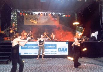 Australopithecus Sachsen- Anhalt Tage 2005