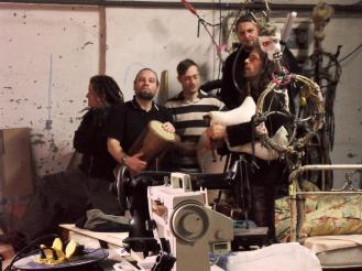 Nuno Fabienne und Die KlangAstronomen