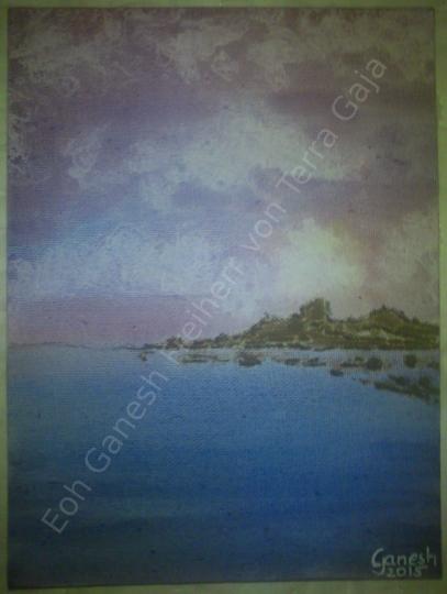Denmark 18 x 24 cm Watercolor 2015