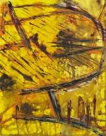 Autumn Tree 24 x 32 cm Acrylic 2012