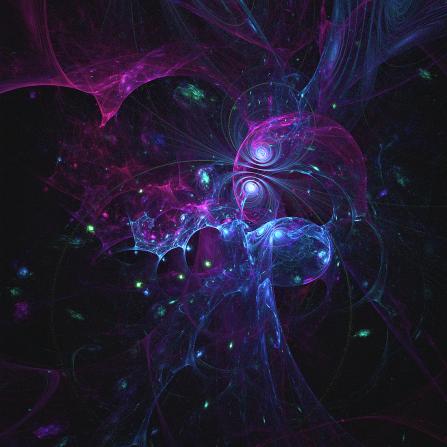 Fractal 030320 Universe 1