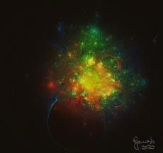 Fractal 070320 Explosion