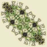 Mandala Rorrim 270220 004 Cell RD (RMX Mandala Virus 150220)