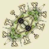 Mandala Rorrim 270220 006 Cell RU (RMX Mandala Virus 150220)